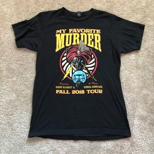MFM tour shirt